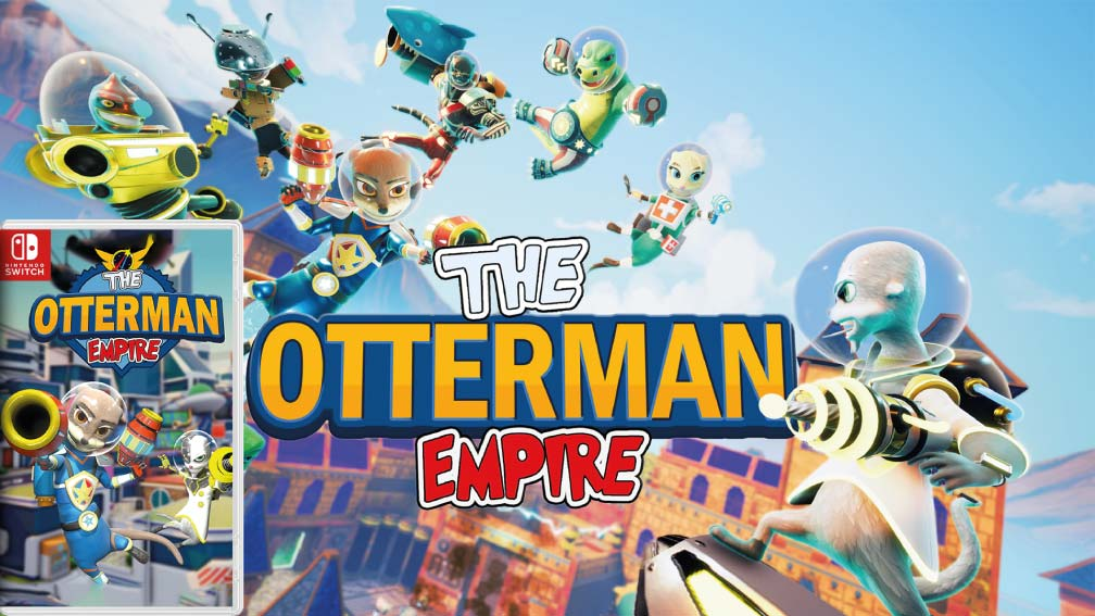 THE OTTERMAN EMPIRE 🎮 SWITCH ROM