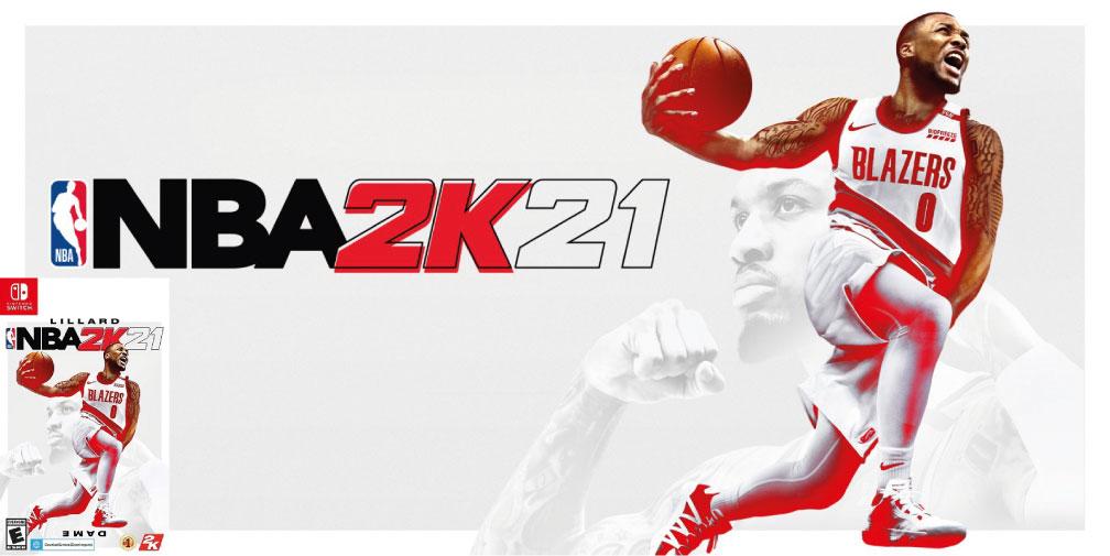 NBA 2K21 SWITCH ROM 🎮