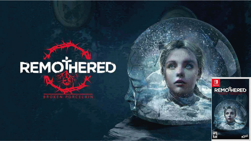REMOTHERED BROKEN PORCELAIN SWITCH ROM 🎮
