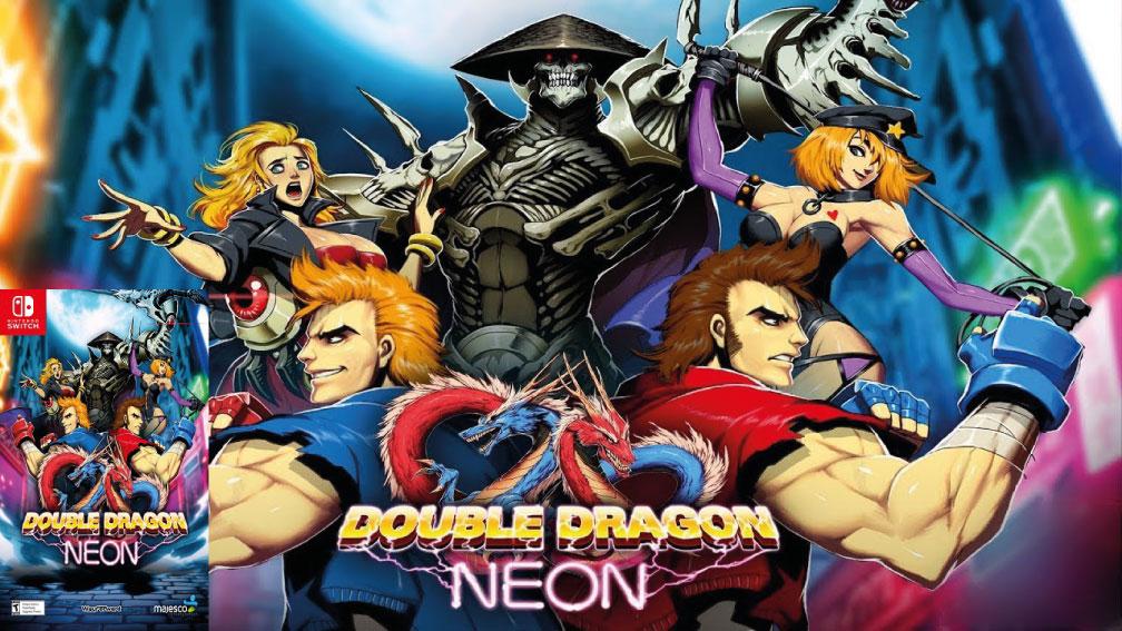 DOUBLE DRAGON NEON SWITCH ROM 🎮