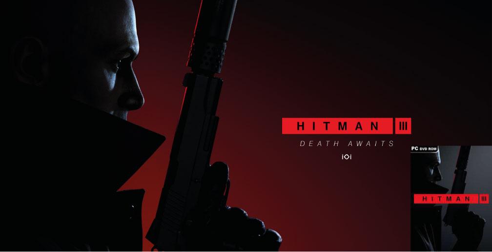 HITMAN 3 JUEGO COMPLETO PC DESCARGA 🎮