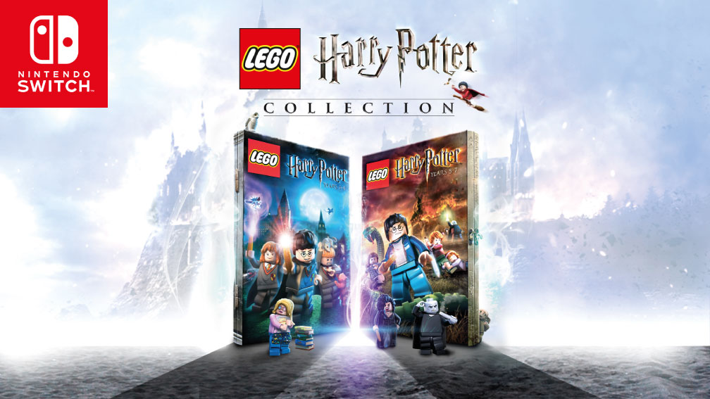 LEGO HARRY POTTER COLLECTION SWITCH ROM 🎮