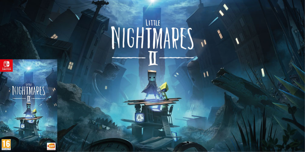 LITTLE NIGHTMARES 2 SWITCH ROM 🎮
