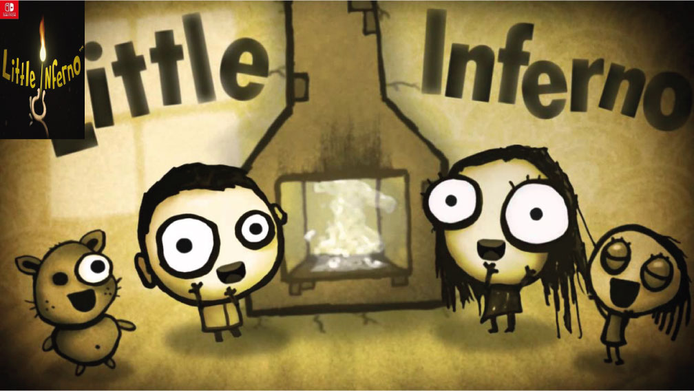 LITTLE INFERNO SWITCH ROM 🎮
