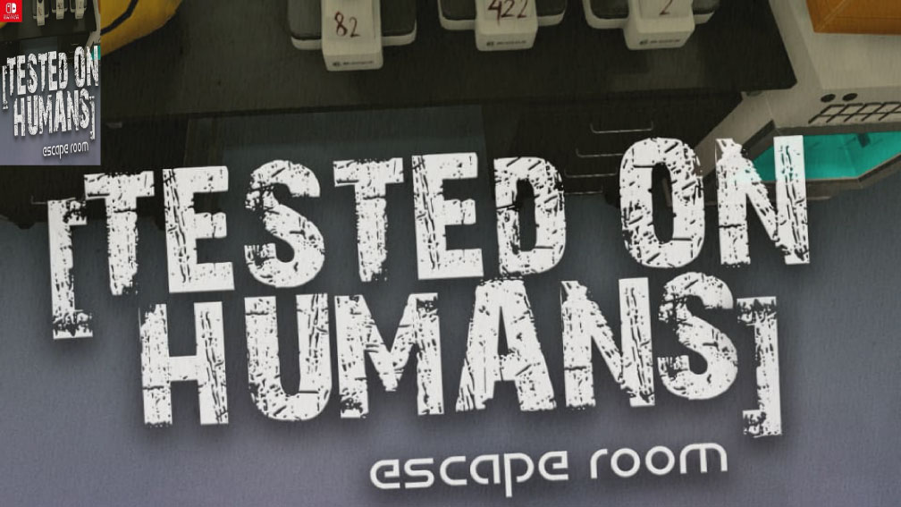 TESTED ON HUMANS ESCAPE ROOM SWITCH ROM 🎮