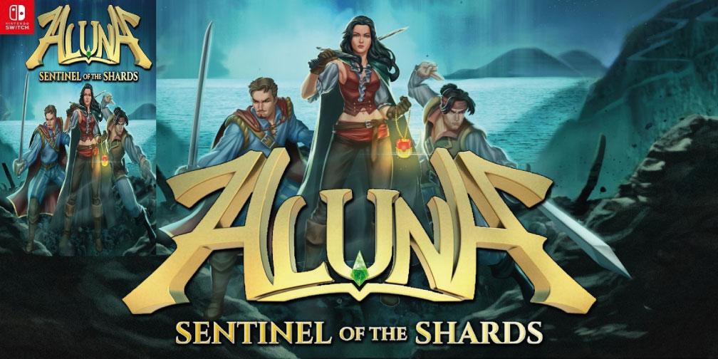 ALUNA SENTINEL OF THE SHARDS SWITCH