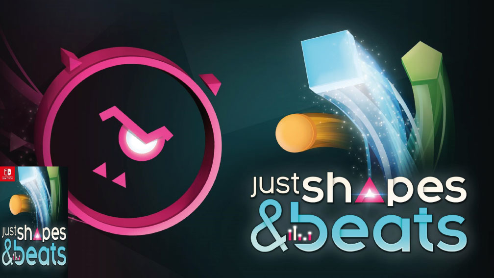 JUST SHAPES & BEATS SWITCH