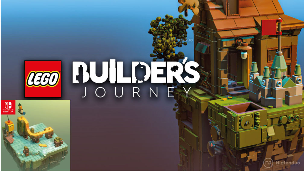 LEGO BUILDERS JOURNEY SWITCH