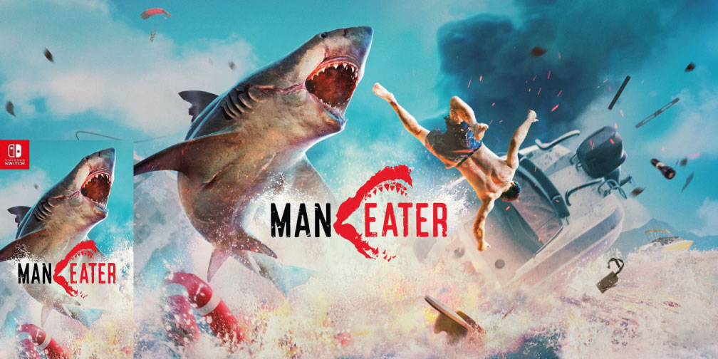MANEATER SWITCH ROM 🎮