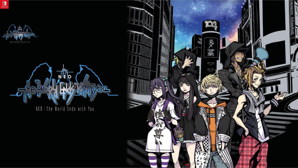 NEO THE WORLD ENDS WITH YOU (FULL) SWITCH ROM 🎮