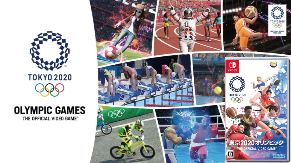 OLYMPIC GAMES TOKYO 2020 SWITCH