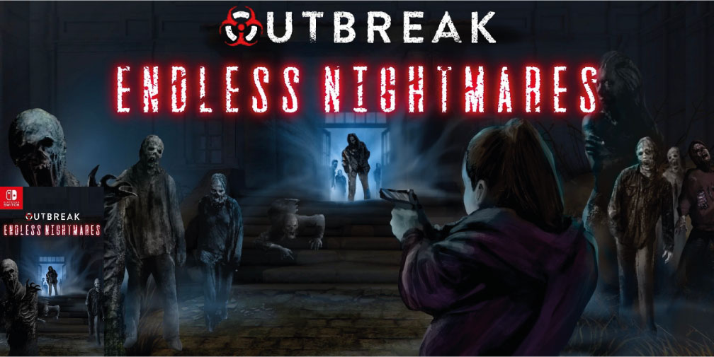 OUTBREAK ENDLESS NIGHTMARES SWITCH ROM 🎮