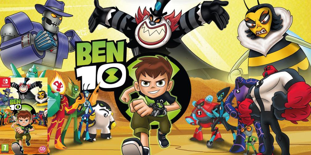 BEN 10 SWITCH