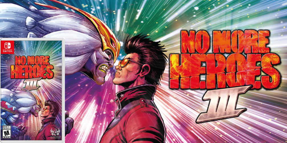 NO MORE HEROES 3 SWITCH