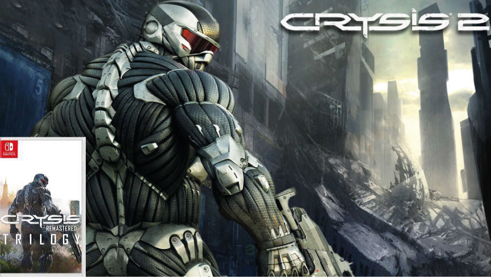 CRYSIS 2 REMASTERED SWITCH