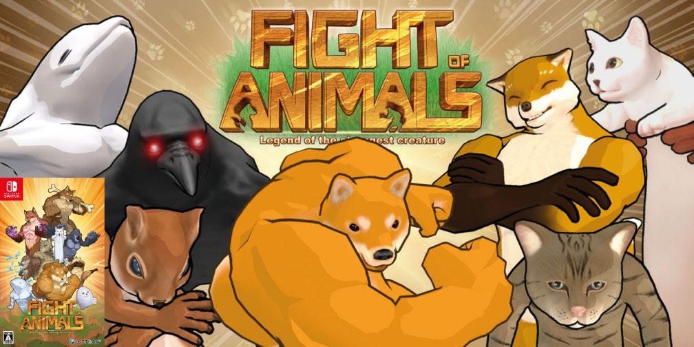 FIGHT OF ANIMALS SWITCH