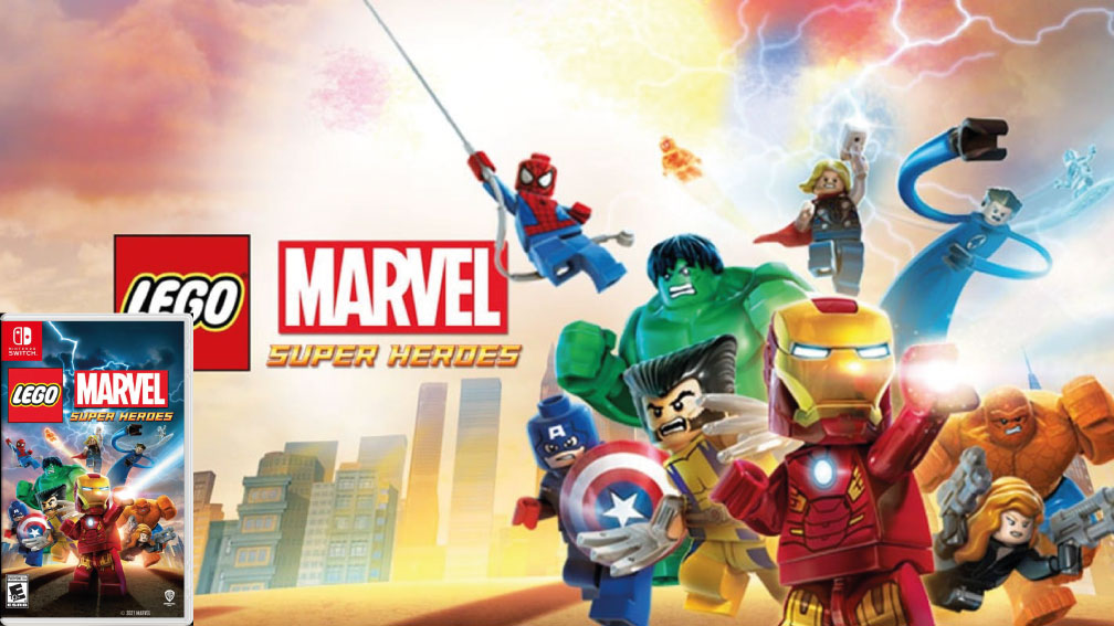LEGO MARVEL SUPER HEROES SWITCH ROM 🎮